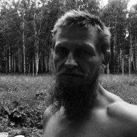 автопортрет   по  не русски   селфи :: Владимир Коваленко