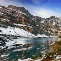 осень у горного озера :: Elena Wymann