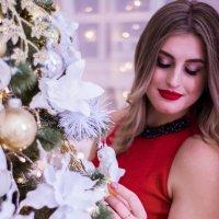Новый год к нам мчится :: Алина