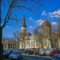 Солнечный день ноября на Соборке. :: Вахтанг Хантадзе