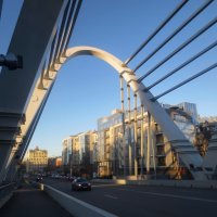 Лазаревский мост :: Елена