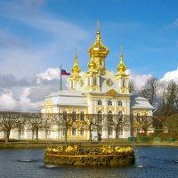 Придворная церковь Большого дворца. :: Лия ☼