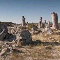 """Памятник природы """"Вбитые камни"""", Болгария - 2 :: Lmark"""