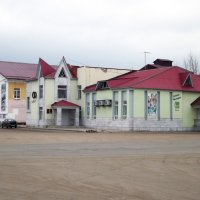 Архитектура г. Кинель :: Владимир RD4HX Сёмушкин