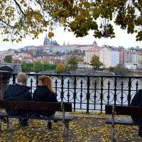 Осень в дивном городе :: Ольга