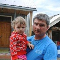 доча  с  папой :: Владимир Коваленко