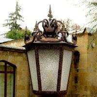 Кисловодский фонарь :: Нина Бутко