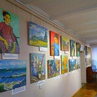 выставка Ван Гога :: Юлия Денискина