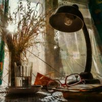У меня печаль светла... :: Ирина Данилова