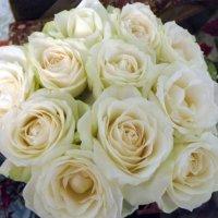 Букетик белых роз :: Владимир RD4HX Сёмушкин