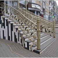 """Лестница в """"Меховой Рай"""" :: muh5257"""