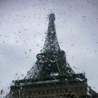 Дождь в Париже .... :: Алёна Савина