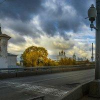 Мост. ...вид сверху ) :: Виктор Грузнов
