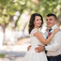 свадьба в сентябре :: Юрий Удвуд