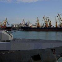В порту Одессы :: Людмила