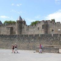 Крепость Каркассон, Франция :: Александр