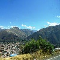 Подъезжая к Куско :: чудинова ольга