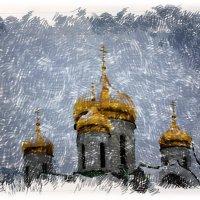 И  падал снег.... :: Tatiana Markova