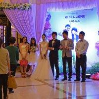 Китайская свадьба :: Андрей + Ирина Степановы