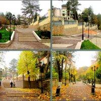 Осенний день в Кисловодске :: Нина Бутко