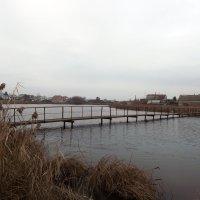 Осень. г. Кинель, река Язевка. :: Владимир RD4HX Сёмушкин