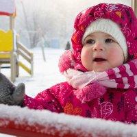 Ладушкина зима :: Алина Меркурьева
