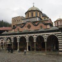 Рильский монастырь (Болгария) :: Irina Shtukmaster