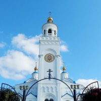 Врата храма :: Марина Шанаурова (Дедова)