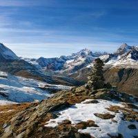 Восходят горы исполины... :: Elena Wymann