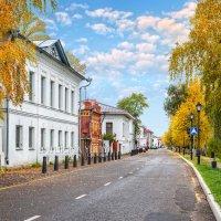 Усадьба Подгорновых в Плёсе :: Юлия Батурина