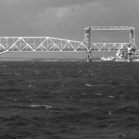 Мост над бурными водами. :: Дмитрий Олегович