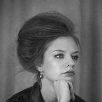 Элегантная девушка :: Darina Mozhelskaia