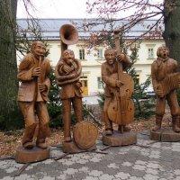 Чехия, город Врхлаби :: Татьяна Нижаде