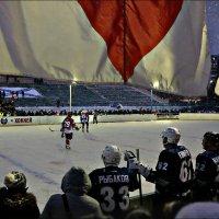 Хоккей со Звёздами в Североморске :: Кай-8 (Ярослав) Забелин