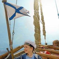 Только смелым покоряются моря :: Георгий Вересов
