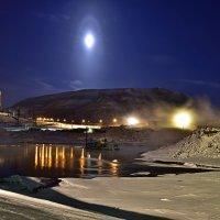 Ночь полной луны... :: Витас Бенета