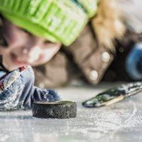 Hockey puck :: Dmitry Ozersky
