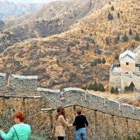 Великая Китайская стена. :: Виктор Егорович