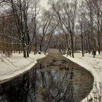 На повороте осени к зиме... :: Sergey Gordoff