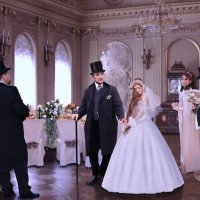 Неравный брак :: Татьяна Пыликова