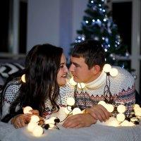 Новогодняя ночь :: Ксения