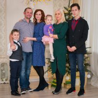 Большая семья :: Екатерина Полина