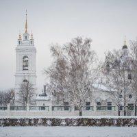 Зима в Константиново :: Константин Поляков