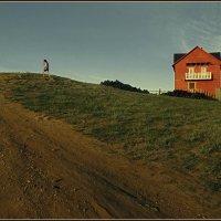 Красный дом :: Алексей Хвастунов