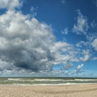 Балтийское море. Куршская коса. Калининград :: Veronika D