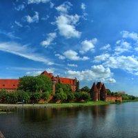 Замок Крестоносцев в Мальборке :: Veronika D