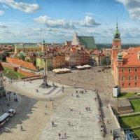 Замковая площадь Варшавы :: Veronika D