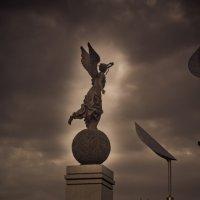 Новый памятник :: Алексей Гончаров