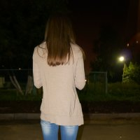 худыш :: Надежда Маратканова