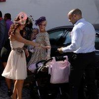 Гости на свадьбе (Кадис, Испания) :: Марина Лучанская
